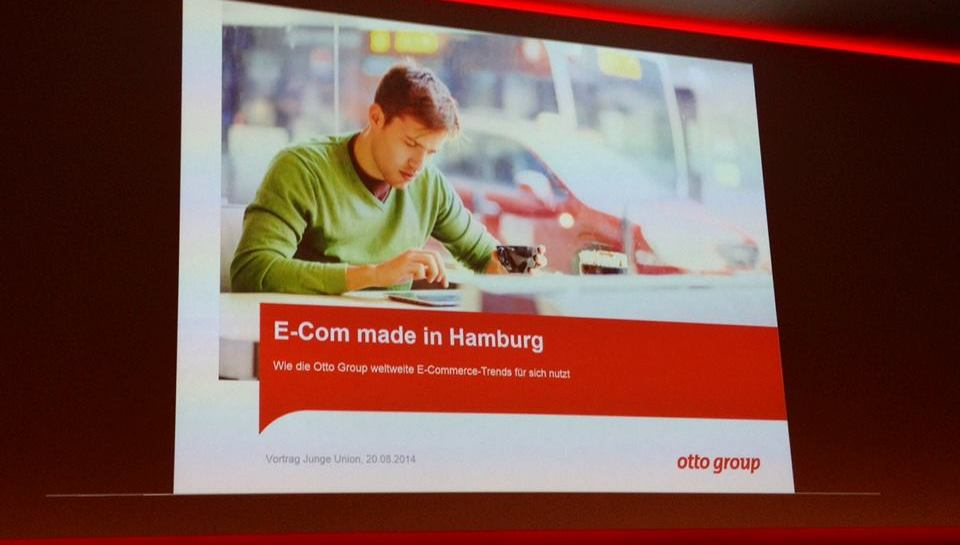 E-Commerce made in Hamburg image