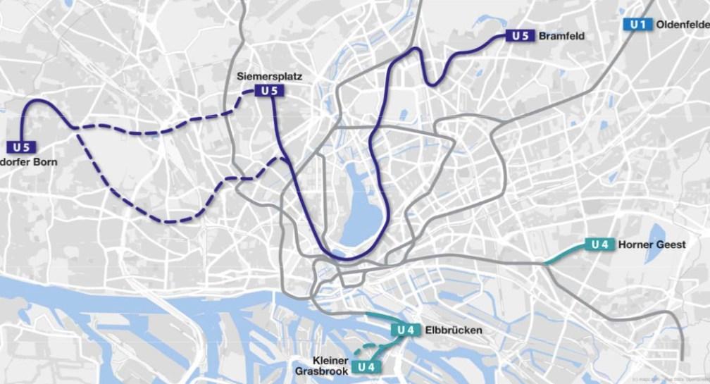 Eine U-Bahn für Lokstedt?! image