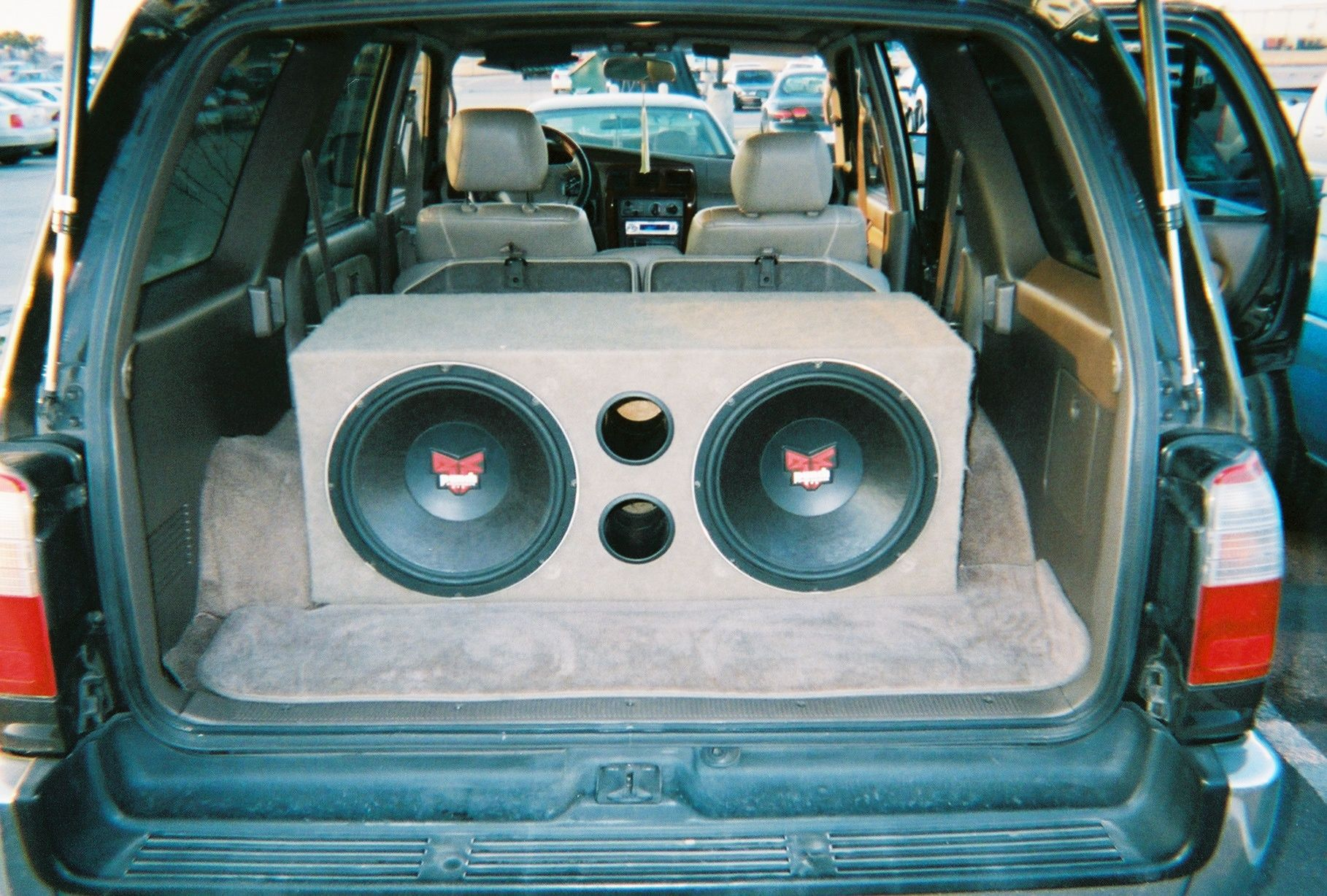 Rockford Fosgate Component Speakers
