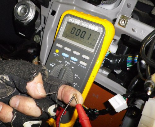 small resolution of testing wires when your radio harness has been cut