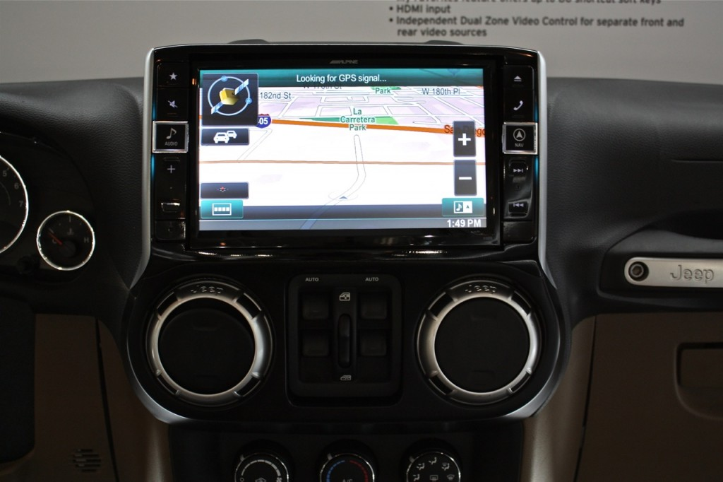 Dodge Ram Stereo Hard Wiring Alpine Ces 2015 New Head Units Amps Subs Amp More Car