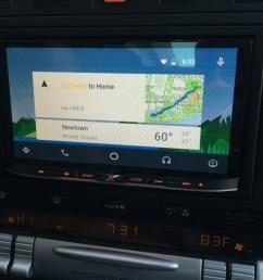 porsche cayenne navigation upgrade android auto [ 1024 x 768 Pixel ]