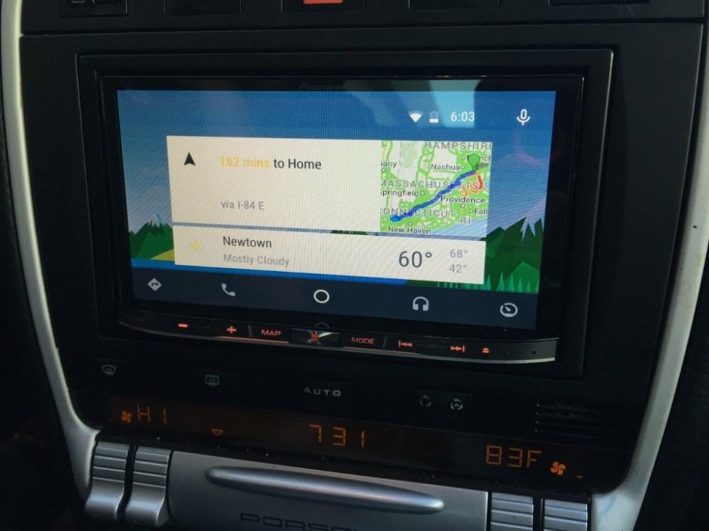 medium resolution of porsche cayenne navigation upgrade android auto