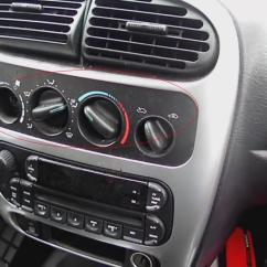 2005 Dodge Neon Radio Wiring Diagram Two Way Light Switch Simple Removal Steps For 2004 Stereo With - Car Faqs