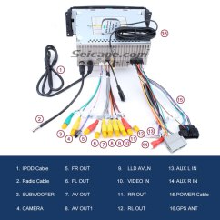 2000 Dodge Neon Stereo Wiring Diagram Blank Humerus Simple Removal Steps For 2004 2005 With - Car Faqs