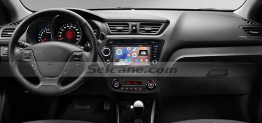 2009 kia rio radio wiring diagram farmall h parts 11 steps to install 2012 2013 2014 soul with touch screen navigation system - car ...