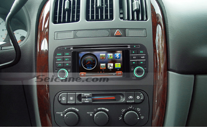 Pt Cruiser Stereo Wiring Diagram How To Simply Install A 2002 2003 2004 2005 2006 Chrysler