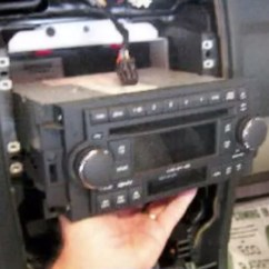 Stereo Wiring Guide Super Joey Diagram 8 Easy Steps To Install A 2006 2007 2008 Jeep Commander Compass Head Unit With Bluetooth Dvd ...