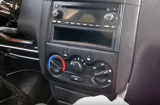 Chevy Aveo Radio Wire Colors