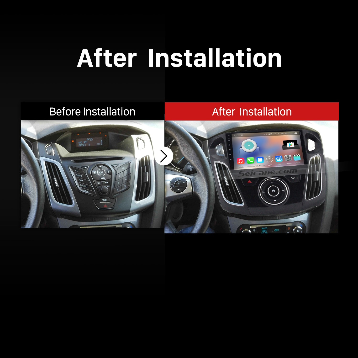 free ford navigation dvd update dometic fridge 12v wiring diagram how to upgrade a 2011 c max head unit with stereo