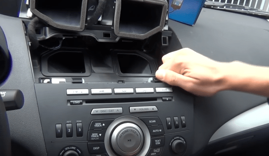 2012 Mazda 6 Radio Schematics