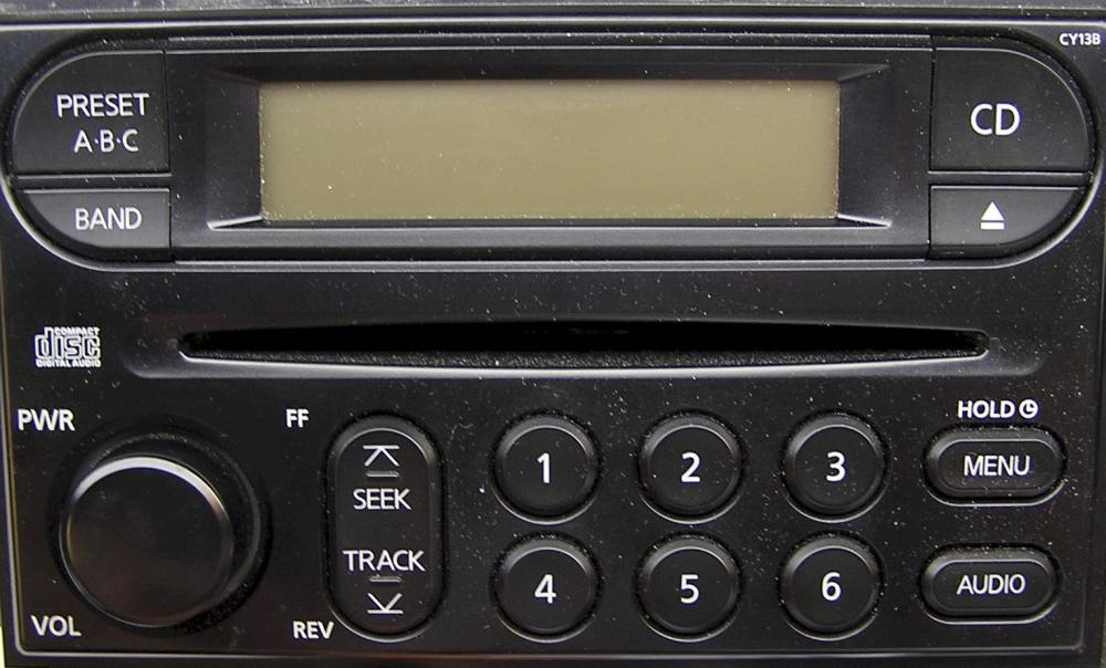 medium resolution of nissan xterra repair car radio and how to remove and install