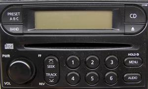 Nissan  Sentra, Pathfinder, Patrol, 240SX Car Stereo and