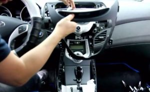 9 steps to upgrade 2011 2012 2013 Hyundai Elantra Radio