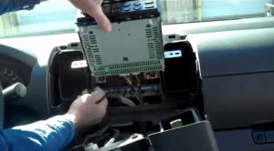 How to upgrade a 20072010 NISSAN QASHQAI head unit with