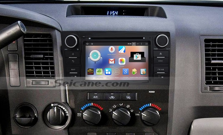 2005 Tundra Stereo Wiring Diagram How To Upgrade A 2006 2013 Toyota Tundra Car Radio With