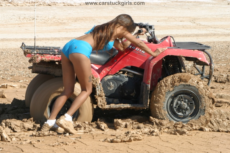 Stuck Girls Off Road Off Road Pictures