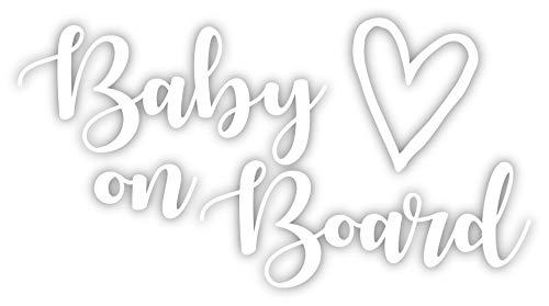 Daft Baby ~ Baby on Board Sticker Hangover Decal Funny 2