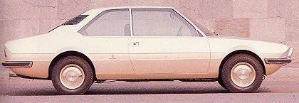 BMW 2200 TI Garmisch (Bertone), 1970