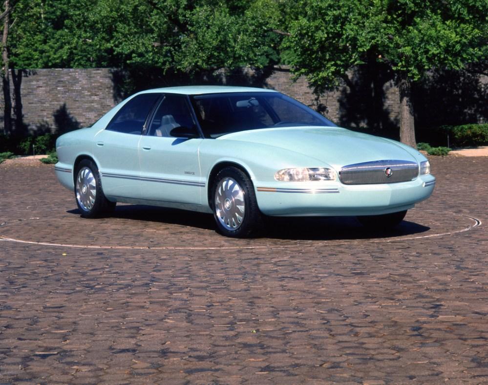 medium resolution of buick park avenue essence concept car 1989