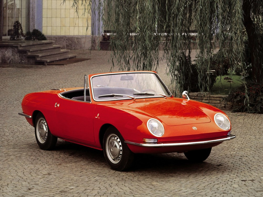 medium resolution of fiat 850 spider bertone 1965 68