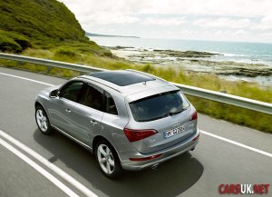 Audi Q5 - Brilliant on Road Driving