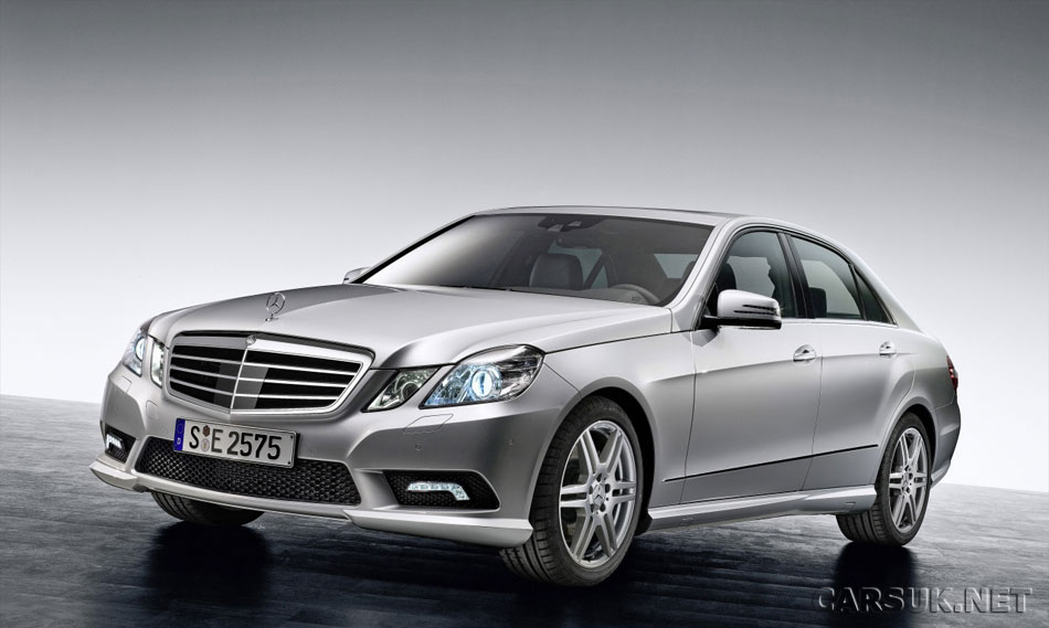Mercedes E Class Gets Amg Pack
