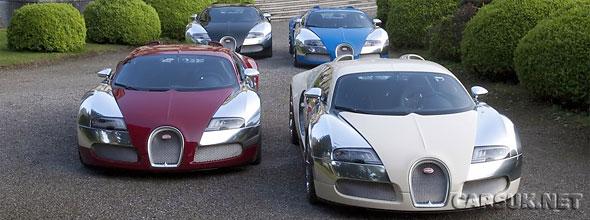 Bugatti L'Edition Centenaire at Villa D'Este