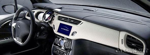 Citroen Ds3 Interior Revealed