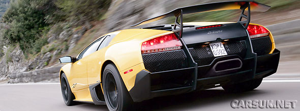 lamborghini murcielago lp670-4 sv - new photos