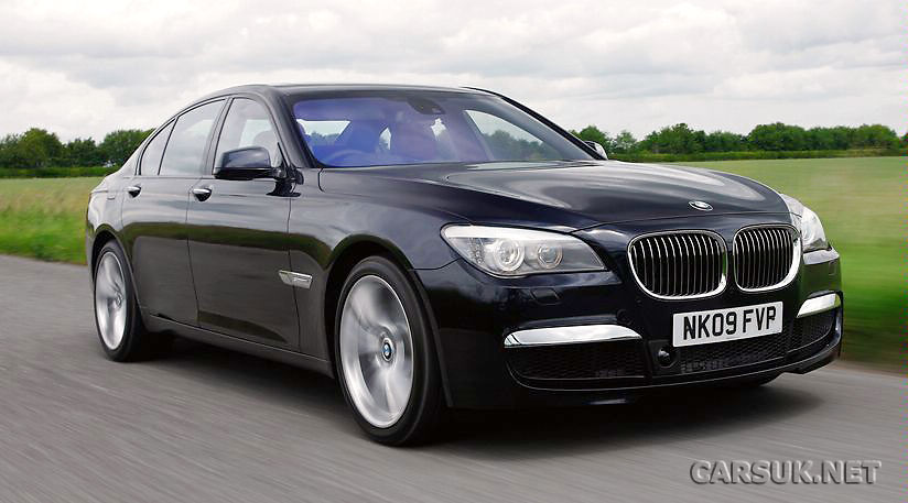 BMW 7 Series M Sport appears