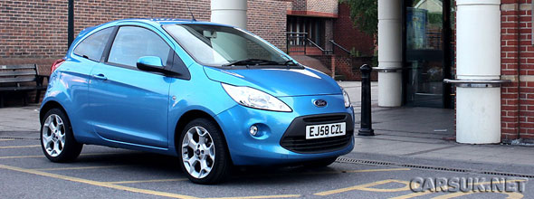 We Review Road Test The Ford Ka   Zetec Tdci