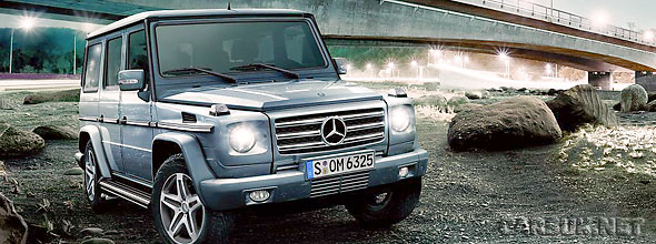 The Mercedes G-Class has had some minor tweaks as it reaches its 30th birthday