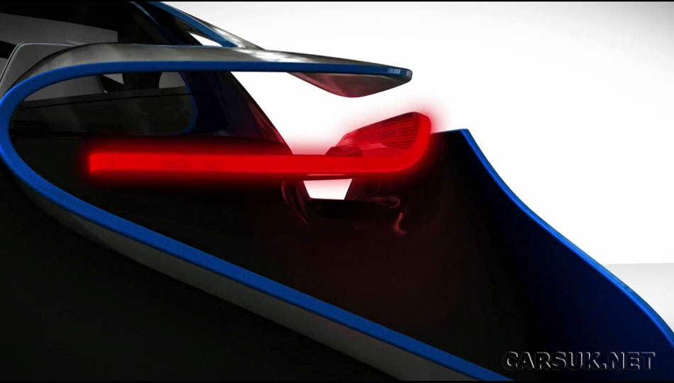 BMW EfficientDynamics Concept teased +Video