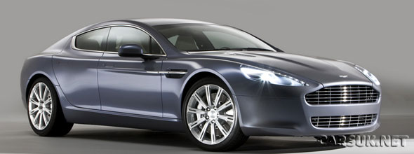 Aston Martin Rapide Price Revealed - Aston martin price list