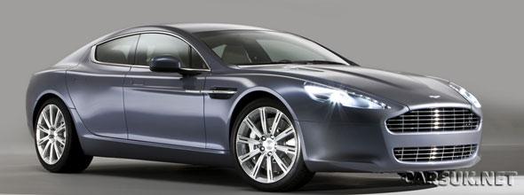 Aston Martin Rapide Price Revealed