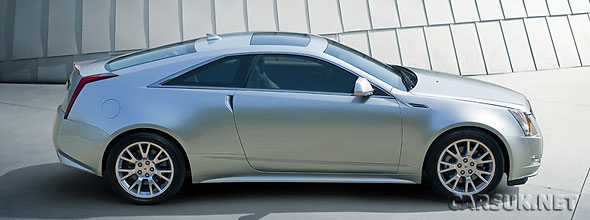 Cadillac Cts Coupe 2010 Official