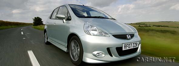 The Honda Jazz Recall