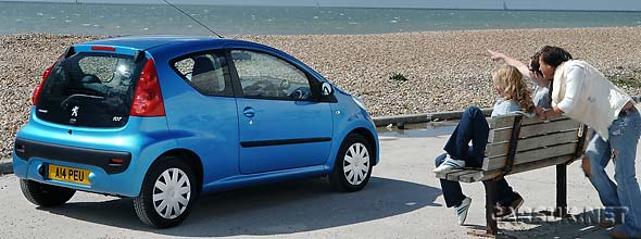 The Peugeot 107 Recall