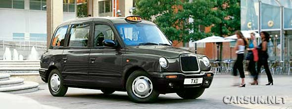 The London Black Cab