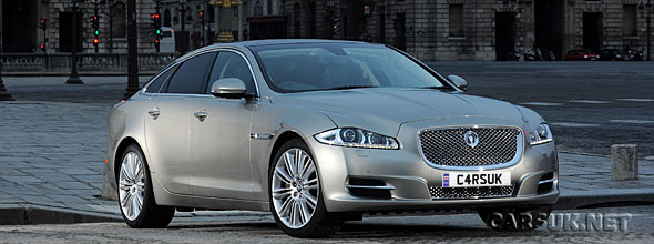 The Jaguar XJ Supersport TDV8