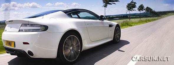 The Aston Martin V8 Vantage N420