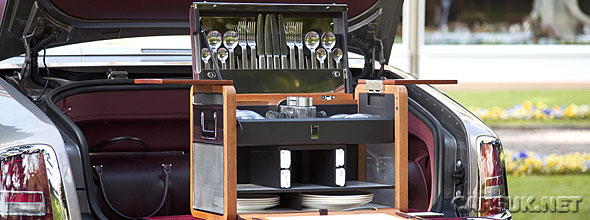 The Rolls Royce Bespoke Picnic