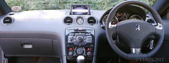 Peugeot RCZ GT THP 1.6 156 Review & Road Test (2010) Part 2