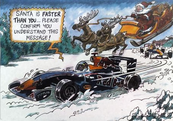 Merry Christmas Car(d)s