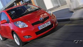 New Toyota Yaris Tr Released