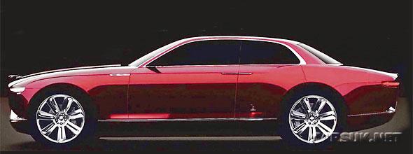 New Baby Jaguar Revealed Bertone B99 Concept