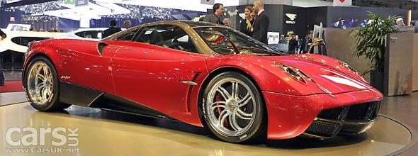 Pagani will build a Huayra Roadster