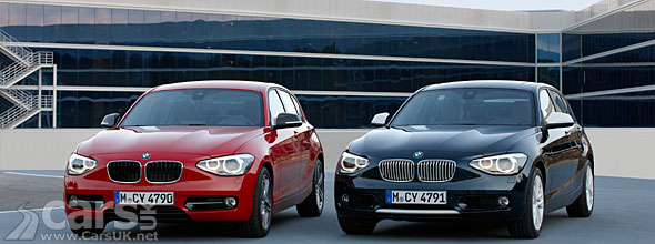 2012 BMW 1-Series official details and photos