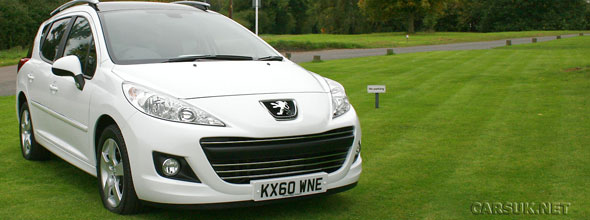 Peugeot 207 SW Sport HDi 92 Review